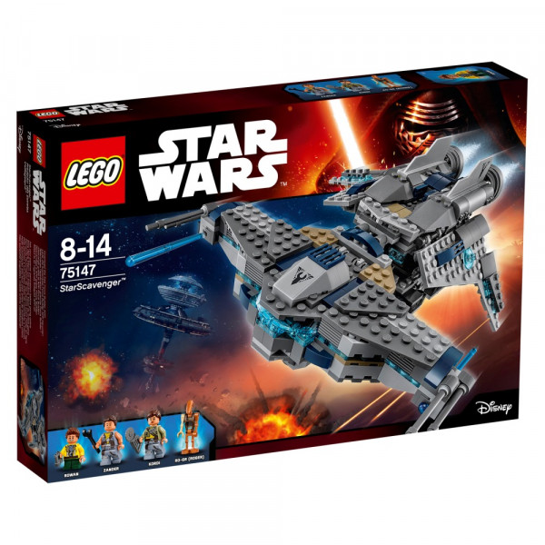 LEGO STAR WARS CONFIDENTAIL TV SPECIAL 2