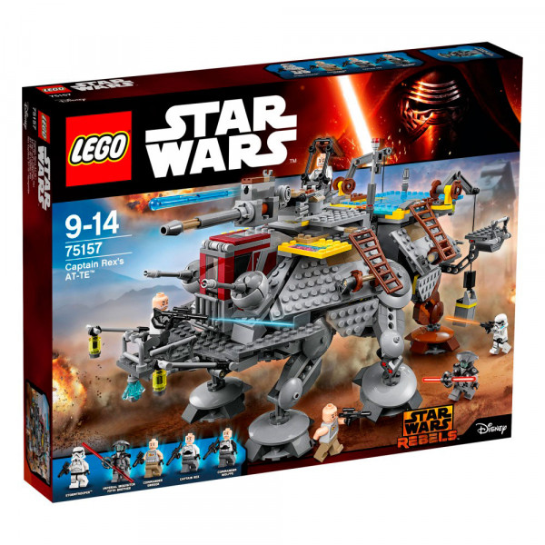 LEGO STAR WARS CAPTAIN REX S AT-TE