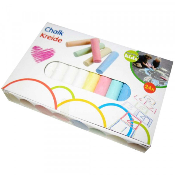 MAGAZA KREDA SET 24PCS