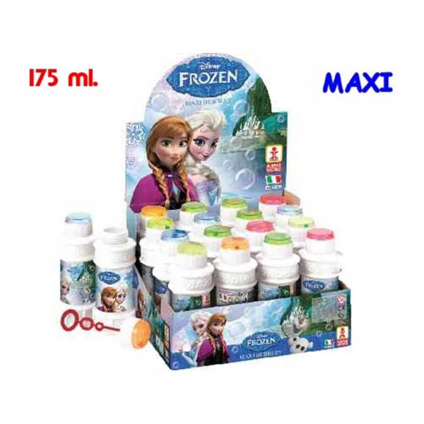FROZEN BUBBLES FROZEN 175ML DISPLAY 16