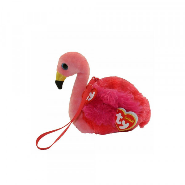 TY MINI TASNICA FLAMINGO GILDA