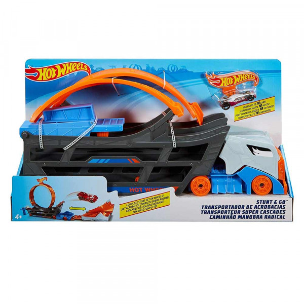 HOT WHEELS HOT WHEELS KAMION SA STAZOM