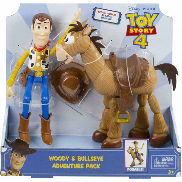 TOY STORY 4 PLAYSET SORT