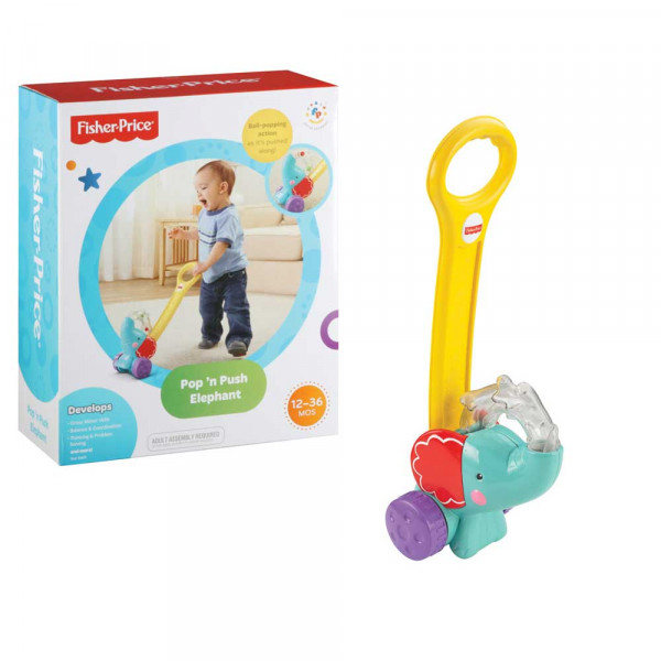FISHER PRICE FP GURALICA SLONCE