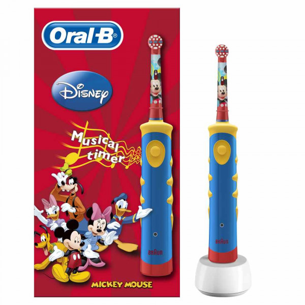ORAL B CETKICA POWER BRUSH D10.513 MICKEY