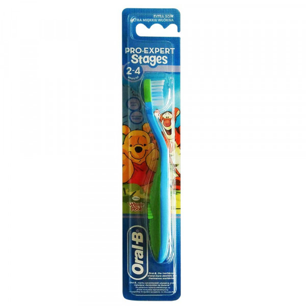 ORAL B CETKICA STAGES 2 4Y SOFT