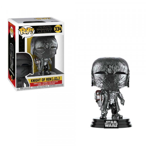 POP FIGURA STAR WARS EP9 POP VINYL KOR CANNON  HEMATITE CHROME
