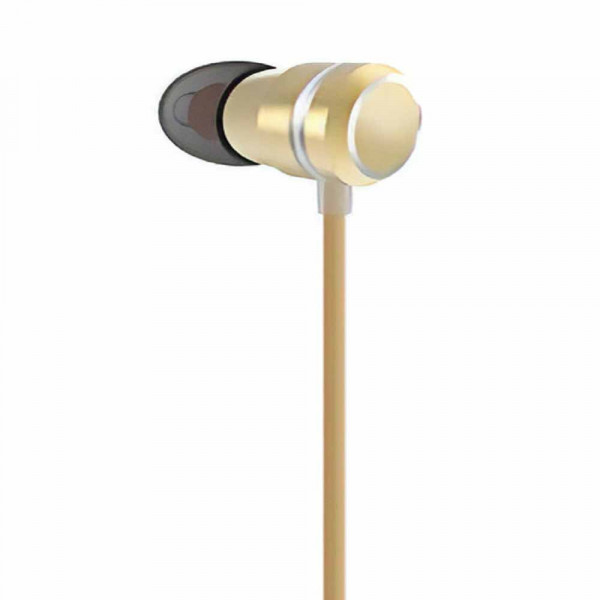 XIPIN SLUSALICE METAL IN-EAR HEADSET HX535 GOLD
