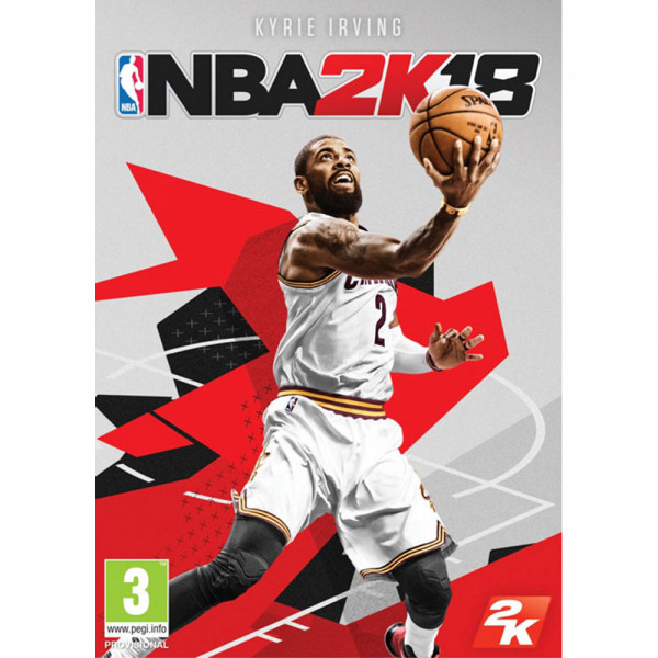 NBA PC 2K18 (CODE IN A BOX)