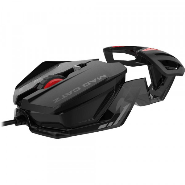MAD CATZ R.A.T.1 WIRED GAMING MIS - BLACK/RED