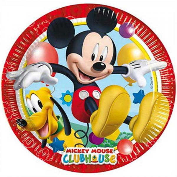 MICKEY MOUSE PARTY TANJIRI 1/8