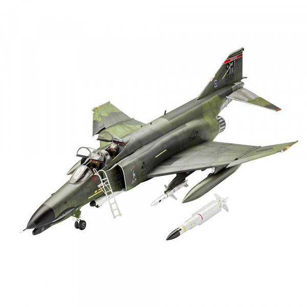 REVELL MAKETA F-4G PHANTOM II