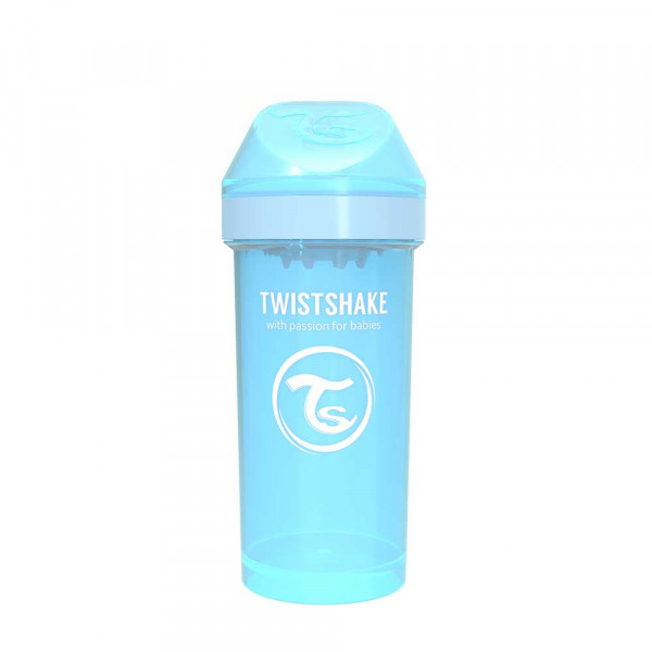 TWISTSHAKE DEČIJA BOCA 360ML 12+M PASTEL BLUE