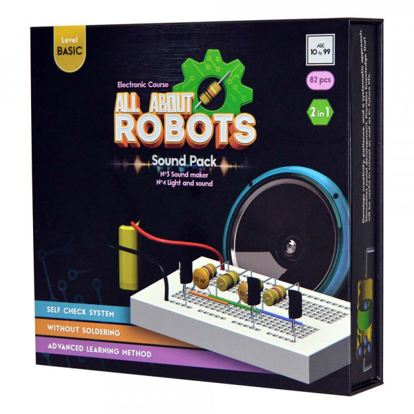ALL ABOUT ROBOTS SOUND PACK