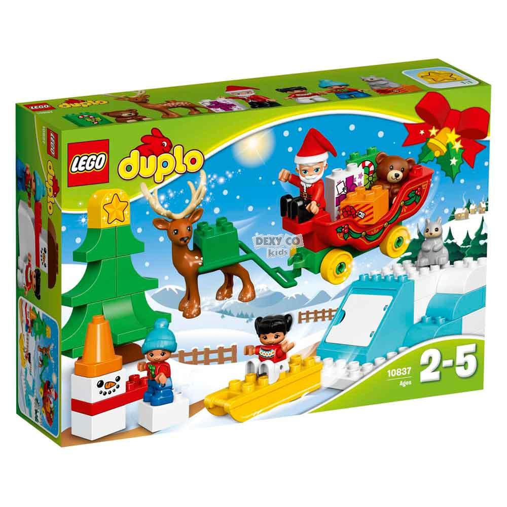 LEGO DUPLO SANTAS WINTER HOLIDAY