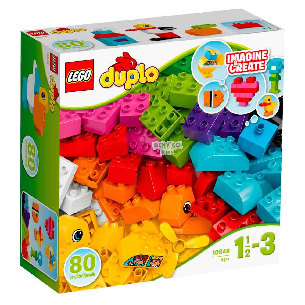 LEGO DUPLO MY FIRST BRICKS