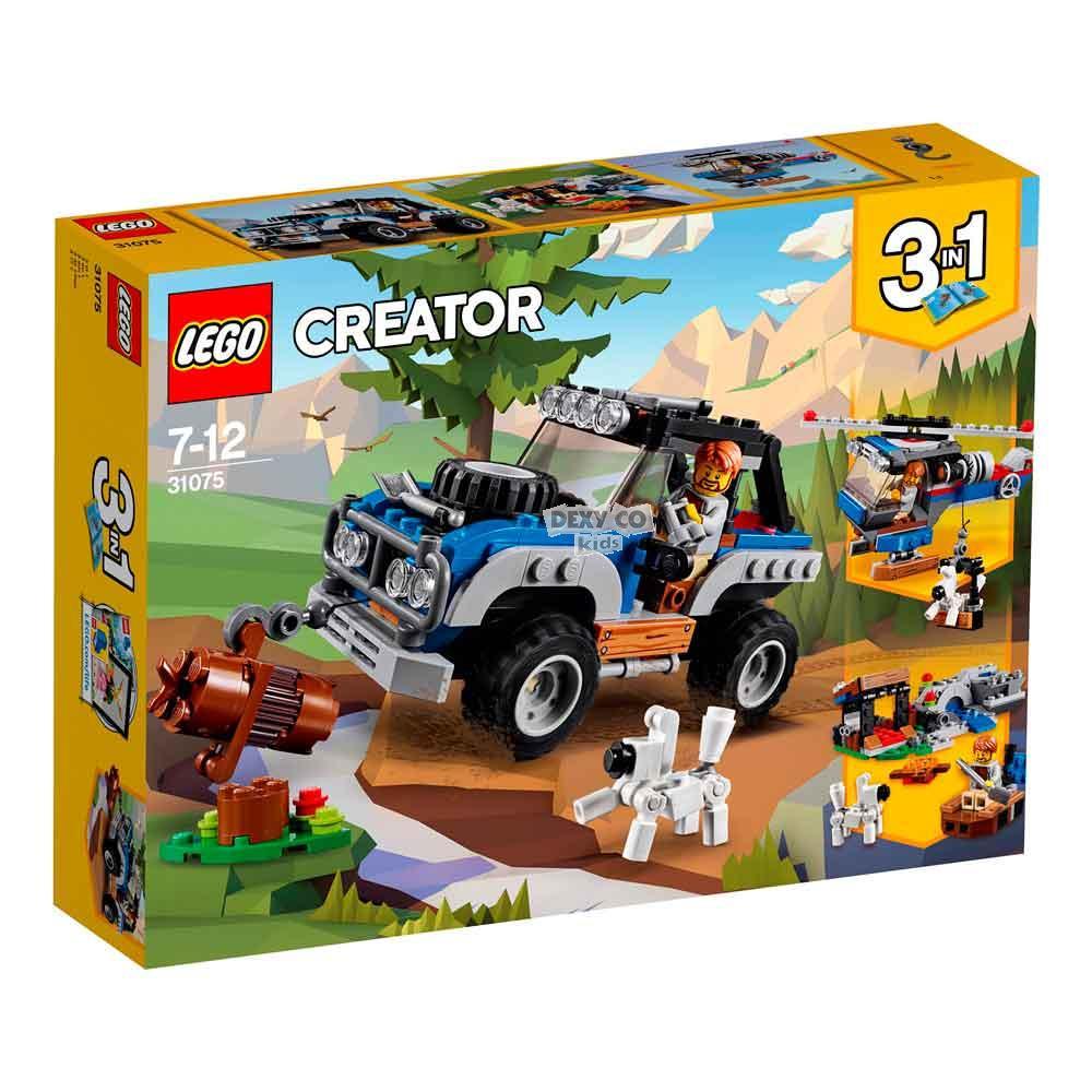 LEGO CREATOR OUTBACK ADVENTURES
