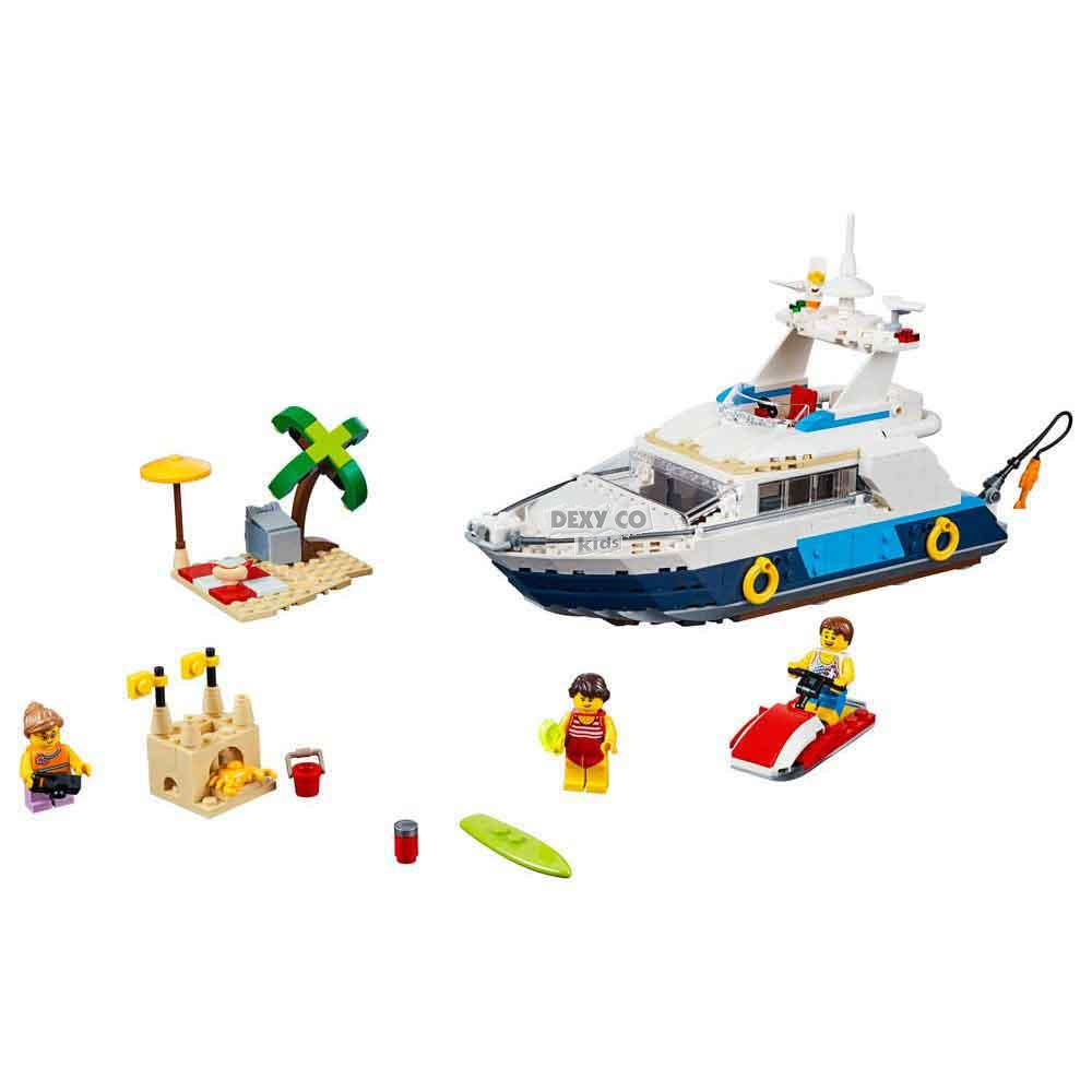 LEGO CREATOR CRUISING ADVENTURES