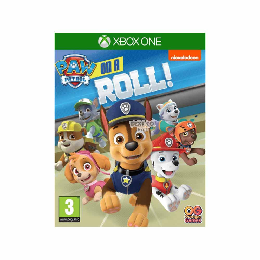 OUTRIGHT GAMES XBOXONE PAW PATROL-CD:ON A ROLL!